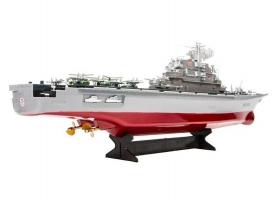 Радиоуправляемый корабль Heng Tai авианосец Challenger 2.4G 1/275 1