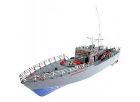Радиоуправляемый корабль Heng Tai торпедный катер 2.4G 1/115