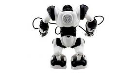 ИК робот JAKI Roboactor, звук, свет, танцы 2