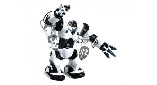 ИК робот JAKI Roboactor, звук, свет, танцы 3