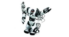ИК робот JAKI Roboactor, звук, свет, танцы 5
