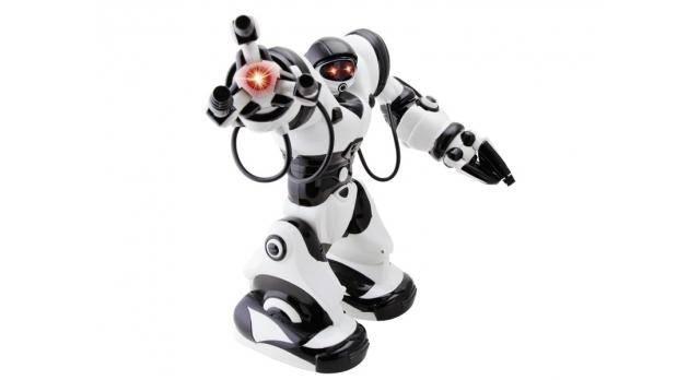 ИК робот JAKI Roboactor, звук, свет, танцы 6
