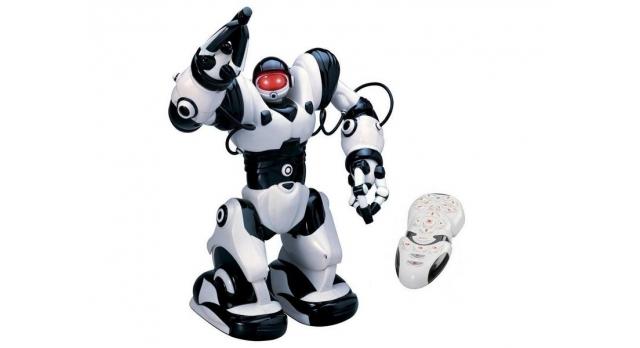 ИК робот JAKI Roboactor, звук, свет, танцы 7