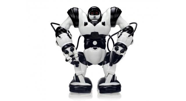 ИК робот JAKI Roboactor, звук, свет, танцы 8