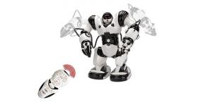 ИК робот JAKI Roboactor, звук, свет, танцы 9