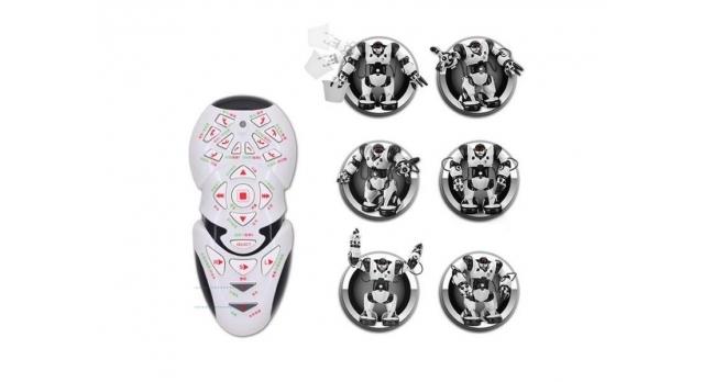 ИК робот JAKI Roboactor, звук, свет, танцы 10