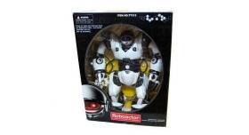 ИК робот JAKI Roboactor, звук, свет, танцы 11