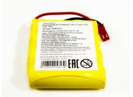 Аккумулятор Ni-Cd 300mAh, 4.8V, JST для Huina 1331, 1332 1