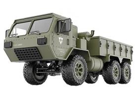 Радиоуправляемая машина американский военный грузовик 6WD 2.4G 1/16 RTR