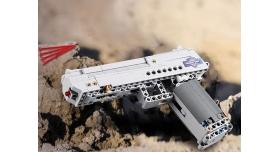 Конструктор CADA deTech пистолет Desert Falcon (307 деталей) 9