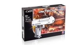 Конструктор CADA deTech пистолет Desert Falcon (307 деталей) 11