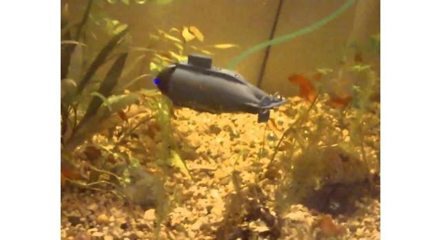 Радиоуправляемая подводная лодка Happy Cow 777-216 Submarine RTR 6