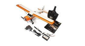 Радиоуправляемый самолет XK-Innovation DHC-2 Beaver 3D 580мм 2.4G 5-ch Brushless LiPo RTF 6