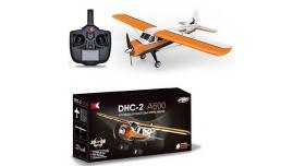 Радиоуправляемый самолет XK-Innovation DHC-2 Beaver 3D 580мм 2.4G 5-ch Brushless LiPo RTF 7