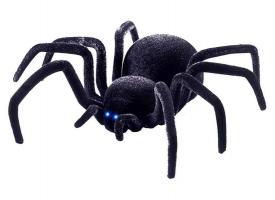 ИК паук Cute Sunlight Черная вдова, свет 1