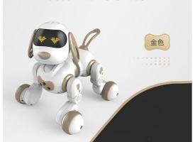 Радиоуправляемая робот-собака AMWELL 18011 STEPHEN DECATUR звук, свет, танцы