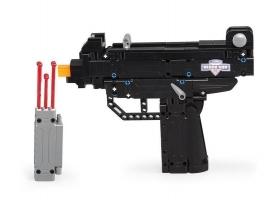 Конструктор CADA deTech пистолет-пулемет Micro Uzi (359 деталей)