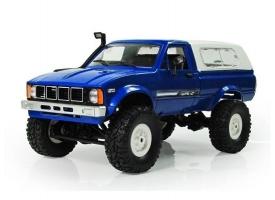 Радиоуправляемая машина WPL пикап Hilux (синяя) 4WD 2.4G 1/16 RTR