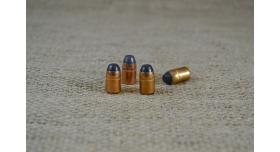 Пули .357 Mag (9x33-мм)/Новые полуоболоченные вес 10,26 г [пул-48]