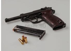 Охолощённый пистолет Walther P-38