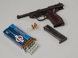 5940 Охолощённый пистолет Walther P38