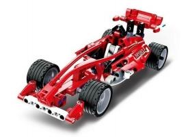 Конструктор CADA deTech гоночный автомобиль F1 совместим с C52017W, инерционный (144 детали)