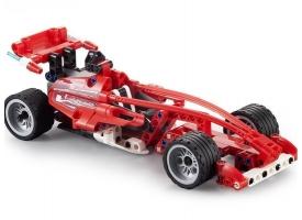 Конструктор CADA deTech гоночный автомобиль F1 совместим с C52017W, инерционный (144 детали) 1