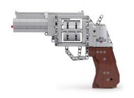 Конструктор CADA deTech револьвер (475 деталей), (китайская коробка)