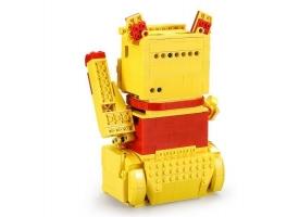Конструктор CADA китайский Кот удачи интерактивный (525 деталей) 1