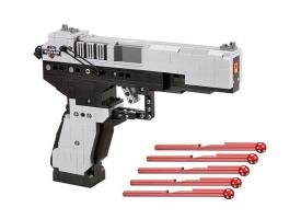 Конструктор CADA deTech пистолет MK 23 (397 деталей) 1