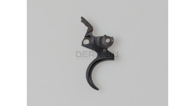 Спусковой крючок для револьвера Наган / Оригинал с клеймом звезда склад [наган-106]