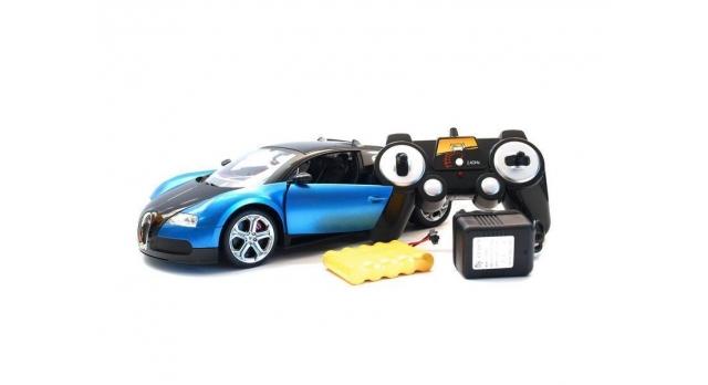Радиоуправляемая машина Double Eagle Bugatti Veiron 1:14 2.4G 5