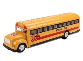 Радиоуправляемый школьный автобус Double Eagle 1:20 2.4G