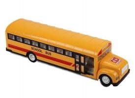 Радиоуправляемый школьный автобус Double Eagle 1:20 2.4G 1