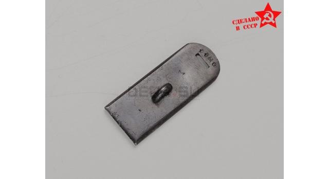 Пятка для магазина пистолета ТТ / Оригинал склад с ухом клеймо Звезда [тт-95]