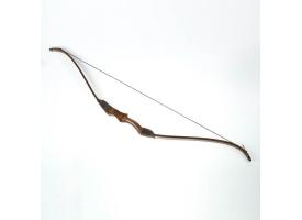 """Лук деревянный, взрослый """"Фигурный"""", коричневый, массив ясеня, 120 см 1"""