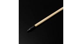 """Лук деревянный, взрослый """"Фигурный"""", черный, массив ясеня, 120 см 6"""