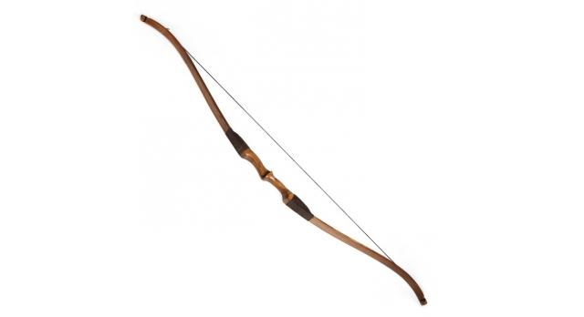 """Лук деревянный, взрослый """"Фигурный"""", коричневый, массив ясеня, 170 см 2"""