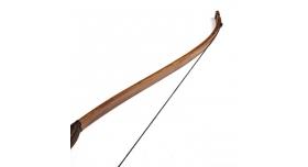 """Лук деревянный, взрослый """"Фигурный"""", коричневый, массив ясеня, 170 см 4"""