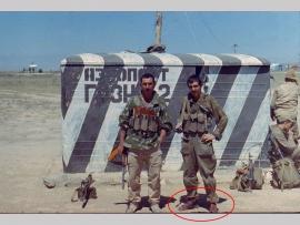 6043 Комплект одежды спецназа ГРУ «Мабута»