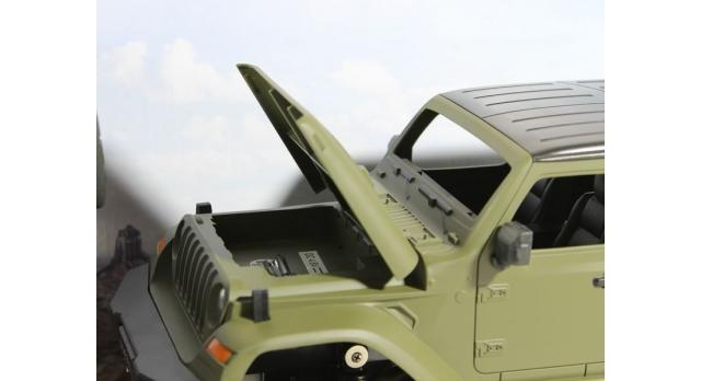 Радиоуправляемый краулер Double Eagle JEEP 1:14 4WD 2.4G 3