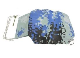 Тент WPL камуфляж МОРЕ для моделей B-16, B-24 1