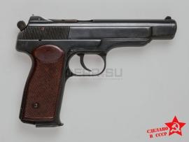 6056 Охолощённый автоматический пистолет Стечкина (АПС)