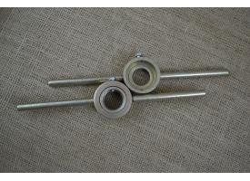 Вороток для плашек с резьбой М10-М20 (плашкодержатель)