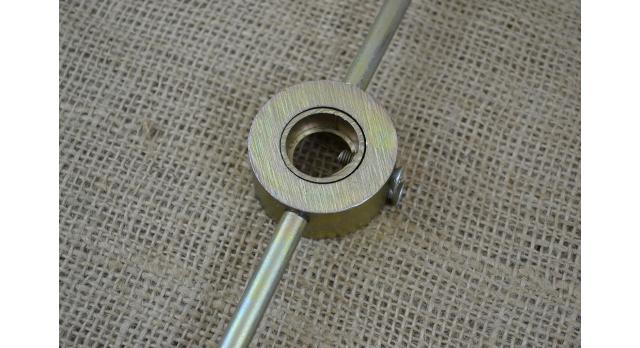 Вороток для плашек с резьбой М3-М14 (плашкодержатель)