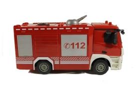 Радиоуправляемая пожарная машина Double Eagle Mercedes-Benz Arocs 1:26 2.4G 1