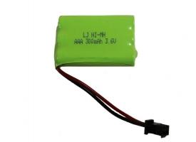 Аккумулятор Ni-Mh 300mAh, 3.6V, SM для Double Eagle E571-003
