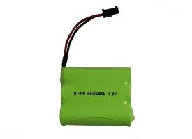 Аккумулятор Ni-Mh 300mAh, 3.6V, SM для Double Eagle