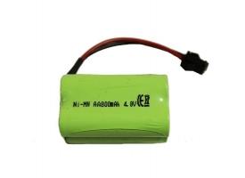 Аккумулятор Ni-Mh 800mAh, 4.8V, SM для Double Eagle E326-003