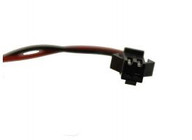 Аккумулятор Ni-Cd 300mAh, 6V, SM для Double Eagle E549-003, E712-003, E713-003 1